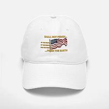 USA - Shall Not Perish Baseball Baseball Cap