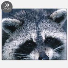 Cute Raccoon Puzzle