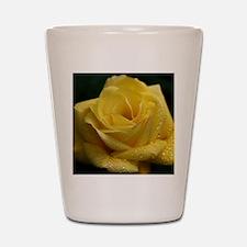 The Yellow Rose Shot Glass