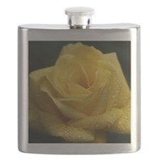 The Yellow Rose Flask