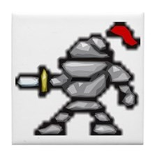 knightscharge Tile Coaster