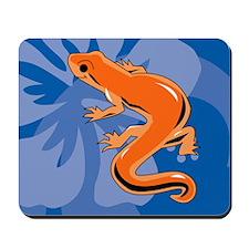 Newt Banner Mousepad