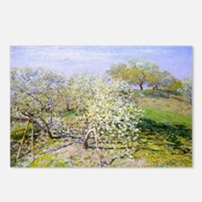 Monet Apple Trees Postcards (Package of 8)