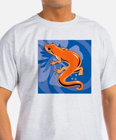 Newt Pillow T-Shirt
