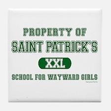 Wayward Girls Tile Coaster