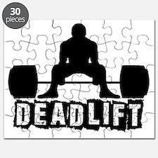 Deadlift Black Puzzle