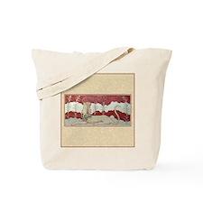 Minoan Gryphon- Tote Bag