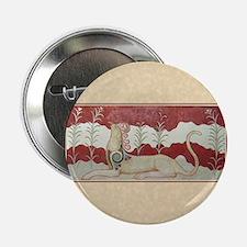 "Minoan Gryphon- 2.25"" Button"