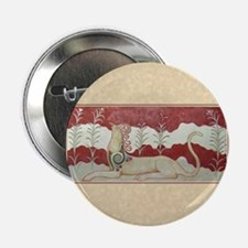 Minoan Gryphon- Button