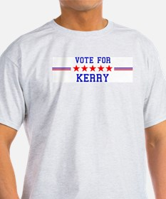 Vote for Kerry T-Shirt