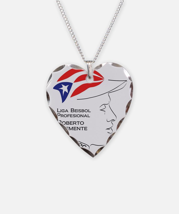 Liga Beisbol Profesional Robe Necklace