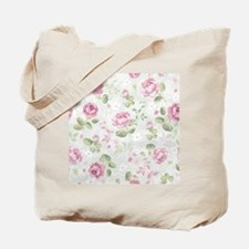Beautiful Floral Pattern Tote Bag