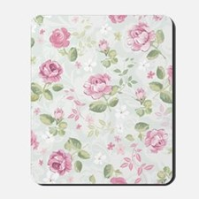 Beautiful Floral Pattern Mousepad