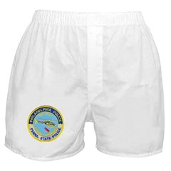 Pennsylvania Police Bomber Boxer Shorts