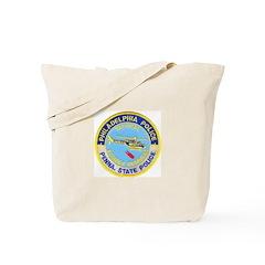 Pennsylvania Police Bomber Tote Bag