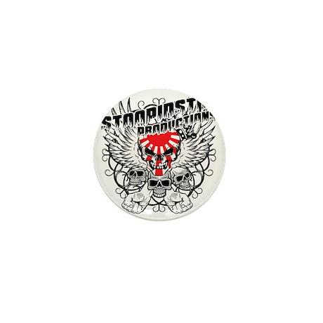 StoopidStu Productions Mini Button
