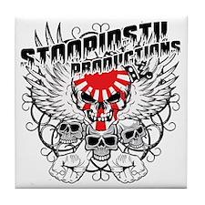 StoopidStu Productions Tile Coaster