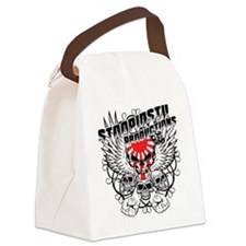 StoopidStu Productions Canvas Lunch Bag