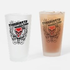 StoopidStu Productions Drinking Glass