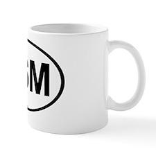 OvalSanMarino Mug
