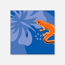 "Newt USA Sticker Square Sticker 3"" x 3"""