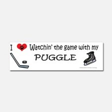 puggle Car Magnet 10 x 3