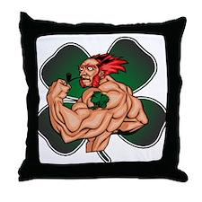 Big Irish Throw Pillow