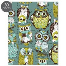 Cute Owls Puzzle