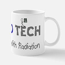 Rad Tech blue Mug