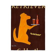 Retriever Golden Ale Twin Duvet