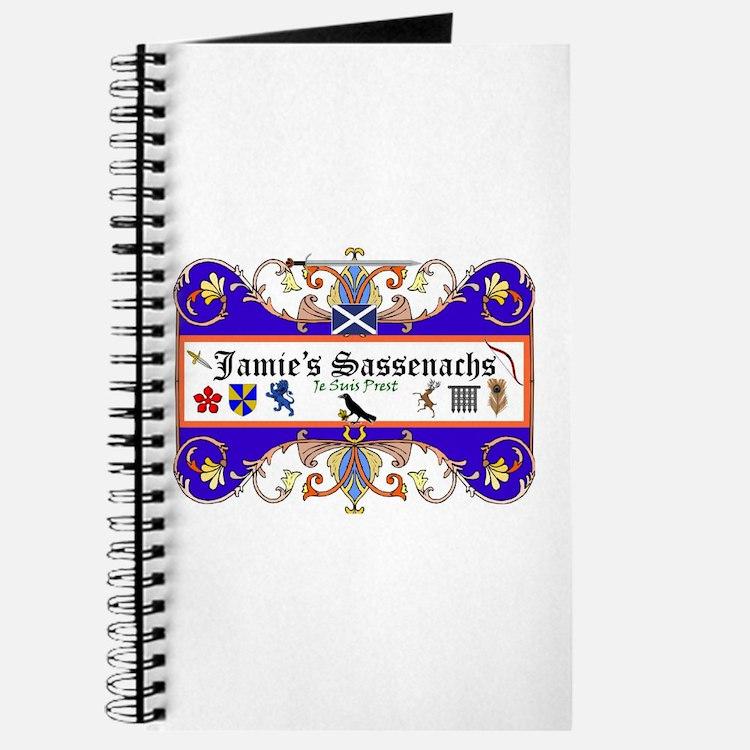 Jamie's Sassenach Journal