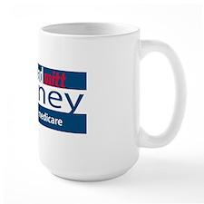 U hav 2 admitt romney will destroy medi Mug