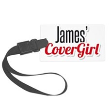 James Cover Girl Luggage Tag