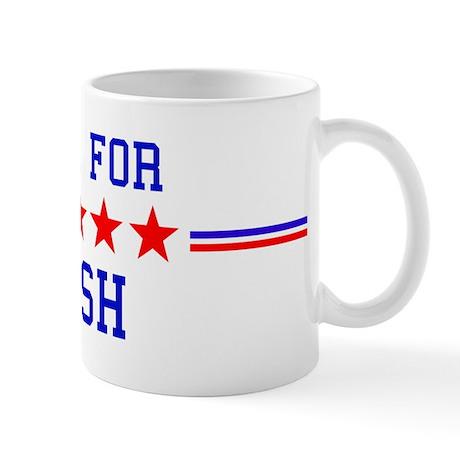 Vote for Rush Mug