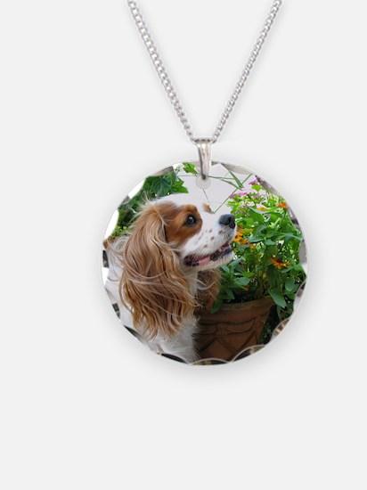 Dexter Flowers Necklace