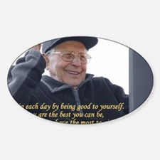 Good to yourself Decal