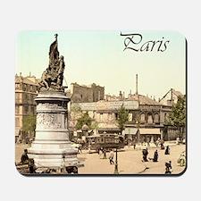 Vintage Paris Mousepad
