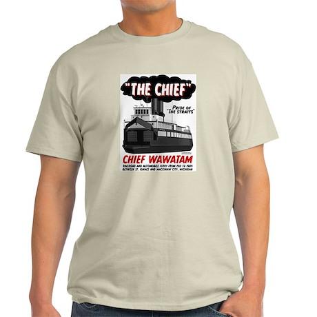 Chief Grey T-Shirt
