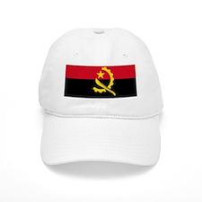 angola flag Baseball Cap