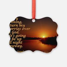 God Ornament