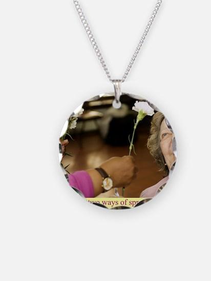 Spread Light Necklace