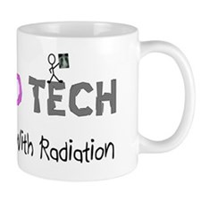 rad tech pink Mug