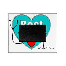 Best Nursing Preceptor blue Picture Frame