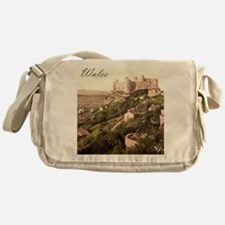 Harlech Castle Messenger Bag