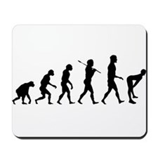 Twerking Evolution Twerk Mousepad