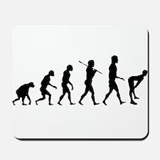 Twerking Evolution Twerk Mousepad