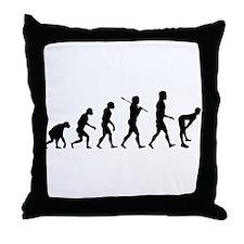 Twerking Evolution Twerk Throw Pillow