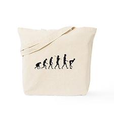 Twerking Evolution Twerk Tote Bag