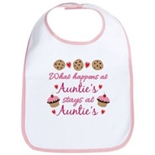Happensataunties2pink Bib