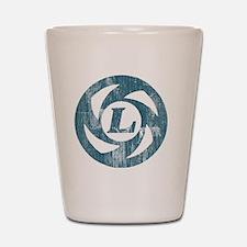 Leyland Shot Glass